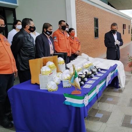 Diario Frontera, Frontera Digital,  PROTECCIÓN CIVIL MÉRIDA, Regionales, ,Protección Civil cuenta con kits  de protección personal entregados por Ramón Guevara