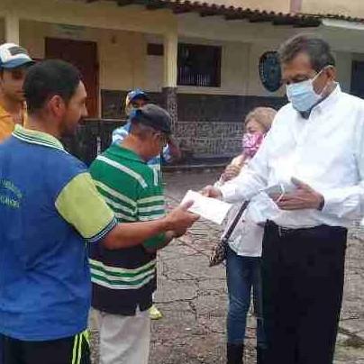 Diario Frontera, Frontera Digital,  MUNICXIPIO ARZOBISPO CHACÓN, Regionales, ,Activación de conciencia ciudadana  y entrega de insumos en Arzobispo Chacón