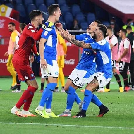 Diario Frontera, Frontera Digital,  NÁPOLI, Deportes, ,El Nápoli se llevó su sexta Copa Italia