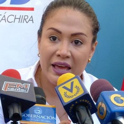 Diario Frontera, Frontera Digital,  GOBERNADORA DLE TÁCHIRA, Nacionales, ,Gobernadora del Táchira pide a Maduro  dejar que los partidos escojan a sus propios candidatos