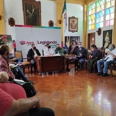 """Diario Frontera, Frontera Digital,  CLEBM, JESÚS ARAQUE, Regionales, ,JESÚS ARAQUE: """"COORDINAMOS ACCIONES ANTE AUMENTO  DE CONTAGIOS POR COVID-19 EN MÉRIDA"""""""