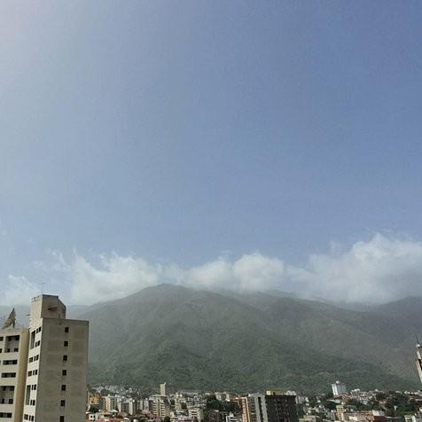 Diario Frontera, Frontera Digital,  CARACAS, Nacionales, ,Persiste presencia de polvo del Sahara  sobre el mar Caribe y afecta a Venezuela este domingo