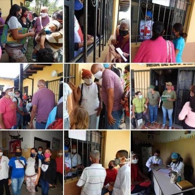 Diario Frontera, Frontera Digital,  SIMÓN FIGUEROA, Regionales, ,Efectuaron operativo social integral en La Mesa de Campo Elías