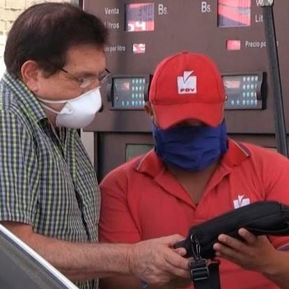 Diario Frontera, Frontera Digital,  SISTEMA DE BIOPAGO, Nacionales, ,Conozca el proceso de pago con nuevo dispositivo para el subsidio de gasolina