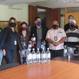 Diario Frontera, Frontera Digital,  ENTREGA DE INSUMOS, Regionales, ,Comunicadores sociales del estado Mérida  recibieron insumos de seguridad