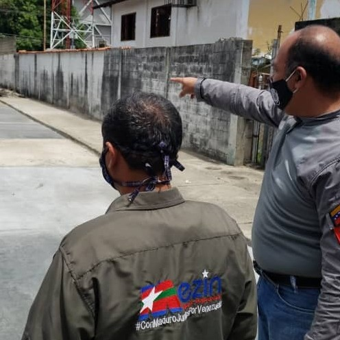 Diario Frontera, Frontera Digital,  ALCALDÍA ALBERTO ADRIANI, Panamericana, ,ACTIVAN PLAN TAPA TÚ HUECO  CON CONCRETO EN AV. 14 DE EL VIGÍA