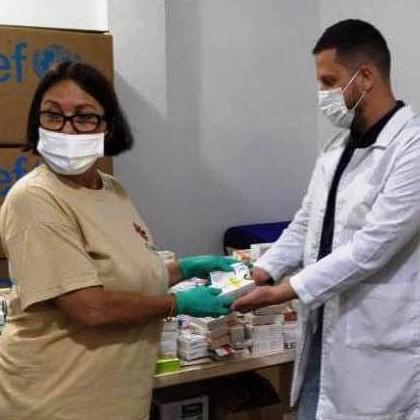 Diario Frontera, Frontera Digital,  CÁRITAS MÉRIDA, Regionales, ,Cáritas Mérida destinó medicamentos al ambulatorio de Los Nevados