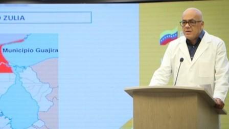 Diario Frontera, Frontera Digital,  JORGE RODRÍGUEZ, Nacionales, ,Cifra de contagiados por Covid-19  en Venezuela asciende a 6.750