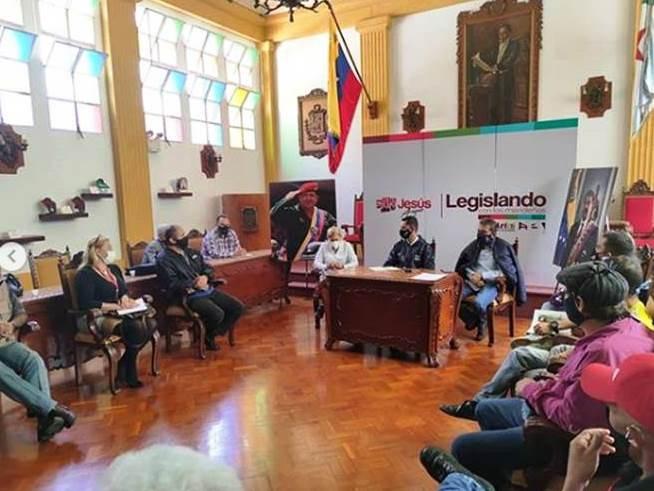 """Diario Frontera, Frontera Digital,  CLEBM, Regionales, ,Jesús Araque: """"Instalamos la mesa de trabajo  con los sindicatos del sector salud"""""""