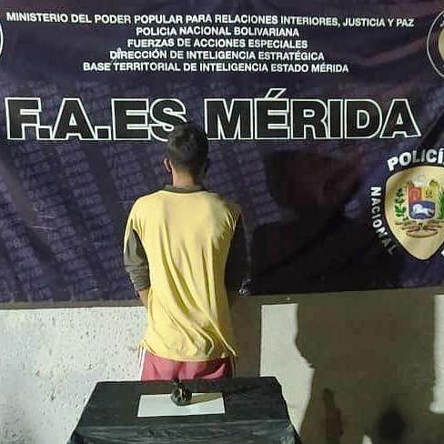 Diario Frontera, Frontera Digital,  FAES, Sucesos, ,FAES APREHENDIÓ A CIUDADANO DEDICADO  A VENTA DE PRESUNTA  DROGA EN EL VIGÍA