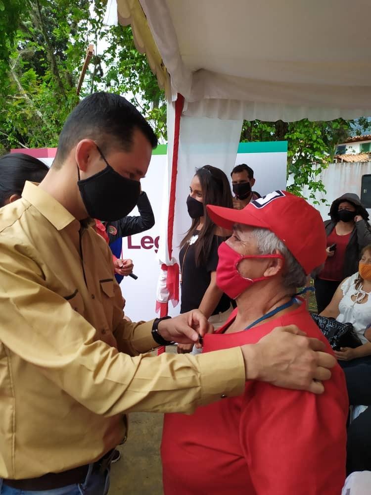 Diario Frontera, Frontera Digital,  CLEBM, CHAVEZ, Politica, ,CLEBM reconoció a 26 organizaciones sociales  que mantienen legado de Chávez
