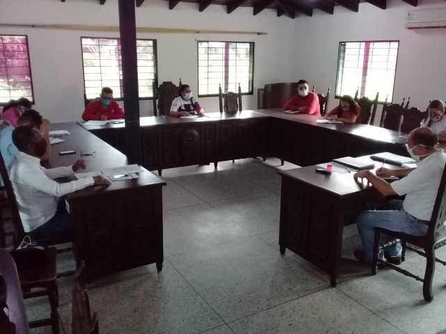Diario Frontera, Frontera Digital,  CONCEJO MUNICIPAL ALBERTO ADRIANI, Panamericana, ,CONCEJALES VIGÍENSES  RESPALDAN PRÓRROGA  DE CUARENTENA COLECTIVA RADICAL CONTRA EL COVID-19
