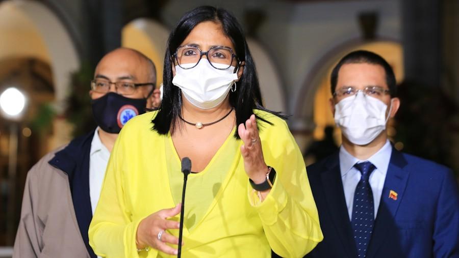 Diario Frontera, Frontera Digital,  DELCY RODRÍGUEZ, Nacionales, ,Delcy Rodríguez reporta 701 casos  y cuatro fallecidos por Covid-19
