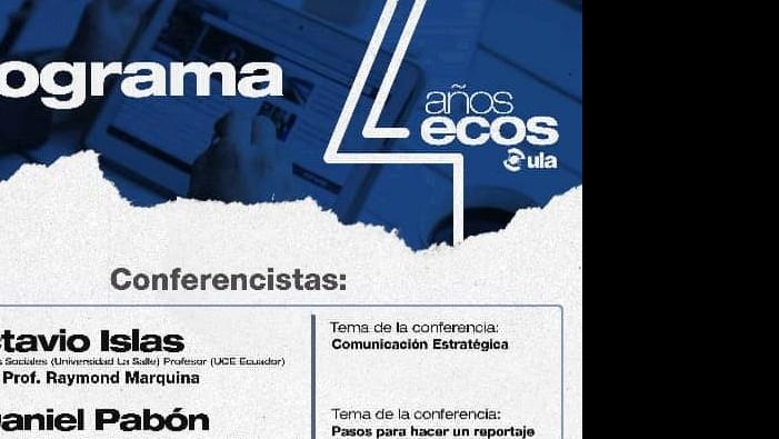 http://fronteradigital.com.ve/Carrera de Comunicación Social de la ULA Mérida  celebra su 4to. aniversario