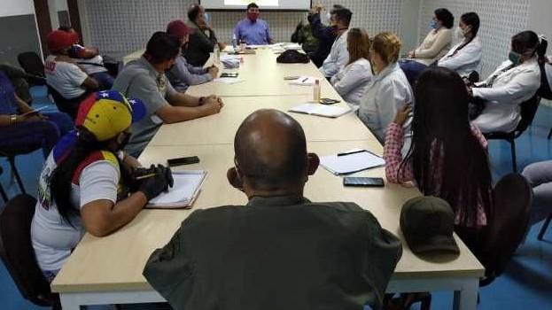 http://fronteradigital.com.ve/Tras casos de Covid-19 intensifican medidas preventivas  en municipio Alberto Adriani de Mérida