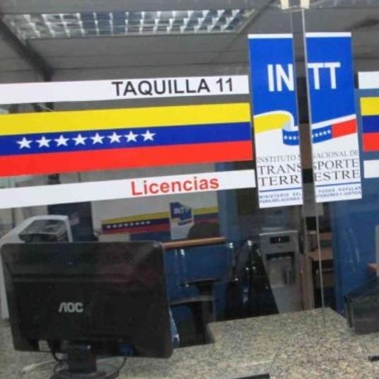 Diario Frontera, Frontera Digital,  INTT, Nacionales, ,INTT actualiza tarifas de trámites y servicios vehiculares con anclaje al petro
