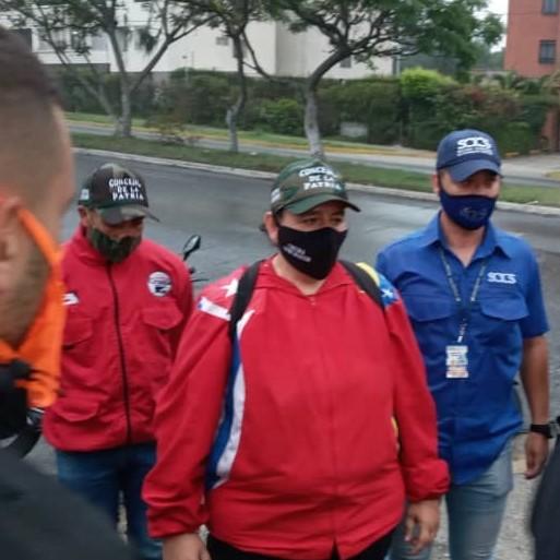 Diario Frontera, Frontera Digital,  Greny Uzcategui, Regionales, ,Concejo Municipal Libertador  abordó las 15 parroquias con patrullaje comunitario