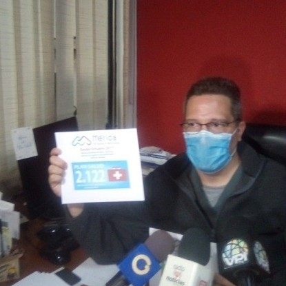 Diario Frontera, Frontera Digital,  PLAN SALUD, GOBIERNO DE MÉRIDA, Salud, ,Plan Salud presentó balance por más de 24 mil millones de bolívares en políticas de salud