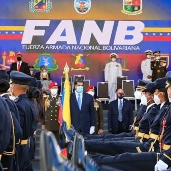 Diario Frontera, Frontera Digital,  FANB, Politica, ,Maduro renueva altos mandos de las FFAA de Venezuela  y ratifica al ministro de Defensa