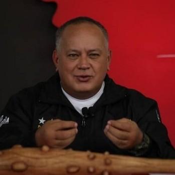 """Diario Frontera, Frontera Digital,  DIOSDACO CABELLO, Nacionales, ,Cabello suspende su programa este miércoles  debido a una """"fuerte alergia"""""""