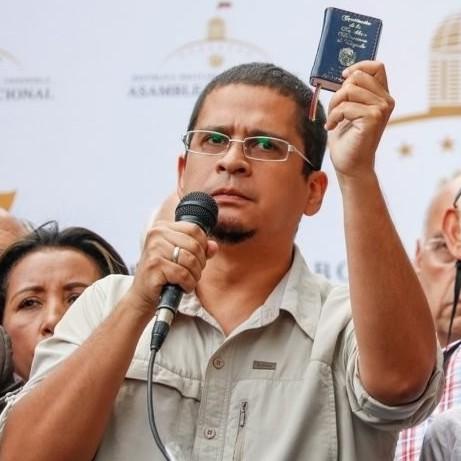 Diario Frontera, Frontera Digital,  Nicmer Evans, Nacionales, ,Nicmer Evans denunció presencia del Cicpc  en su residencia con una orden de aprehensión