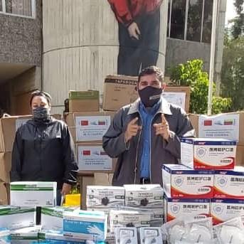 Diario Frontera, Frontera Digital,  MEDICAMENTOS, Salud, ,Jehyson Guzmán entregó medicamentos  e insumos de protección  a organismos de seguridad