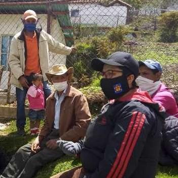 Diario Frontera, Frontera Digital,  CONCEJO MUNICIPAL DEL LIBERTADOR, Regionales, ,Habitantes  de Jacinto Plaza El Morro y Los Nevados reciben ayuda social