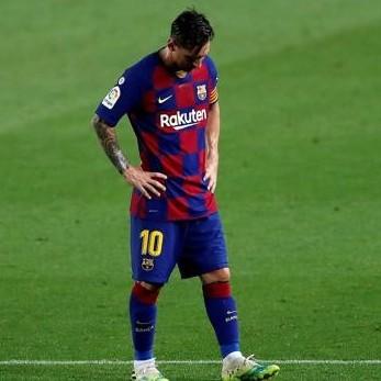 Diario Frontera, Frontera Digital,  BARCELONA, Deportes, ,MESSI: «Dije que no nos daba para la Champions  y no nos ha dado ni para la Liga»