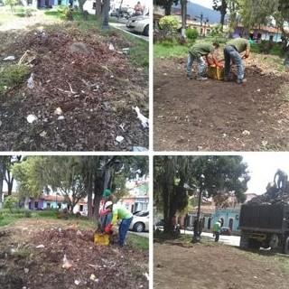 Diario Frontera, Frontera Digital,  CORMETUR, Regionales, ,Cormetur realizó jornada de limpieza en la Plaza de Milla