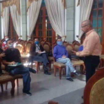 Diario Frontera, Frontera Digital,  SECTOR SALUD MÉRIDA, Regionales, ,Quedó instalada formalmente la mesa  de conciliación y arbitraje del sector salud en Mérida