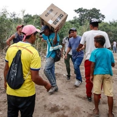 Diario Frontera, Frontera Digital,  TROCHAS, Nacionales, ,Maduro llama irresponsables a  venezolanos que retornan por pasos ilegales