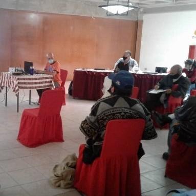 Diario Frontera, Frontera Digital,  CORPOMÉRIDA, Regionales, ,14° Jornada de desinfección aborda  retenes policiales y comunidades merideñas