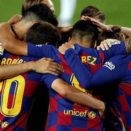 Diario Frontera, Frontera Digital,  BARCELONA, Deportes, ,El Barcelona cerró la temporada con goleada