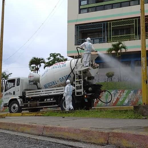 Diario Frontera, Frontera Digital,  MERCADOS MUNICIPALES, Regionales, ,Mercados municipales recibieron  nueva jornada de desinfección contra el Covid19