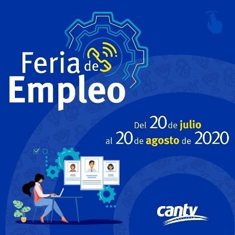 Diario Frontera, Frontera Digital,  CANTV, FERIA DE EMPLEO, Nacionales, ,Cantv realiza Feria de Empleo para técnicos e ingenieros de todo el país