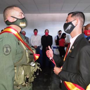 Diario Frontera, Frontera Digital,  JESÚS ARAQUE, Regionales, ,CLEBM enalteció labor de funcionarios policiales y castrenses en Campo Elías