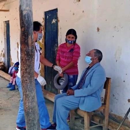 Diario Frontera, Frontera Digital,  LOS NEVADOS, Regionales, ,Cáritas Mérida realizó operativo de atención médica en Los Nevados