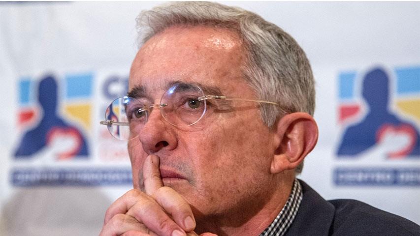 Diario Frontera, Frontera Digital,  ÁLVARO URIBE, Internacionales, ,Uribe dio positivo por Covid-19