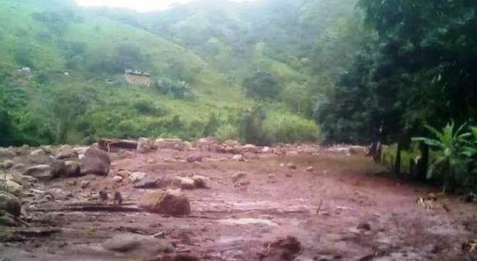 Diario Frontera, Frontera Digital,  ARZOBISPO CHACÓN, Regionales, ,Mérida | 14 aldeas agrícolas están incomunicadas a causa de las lluvias