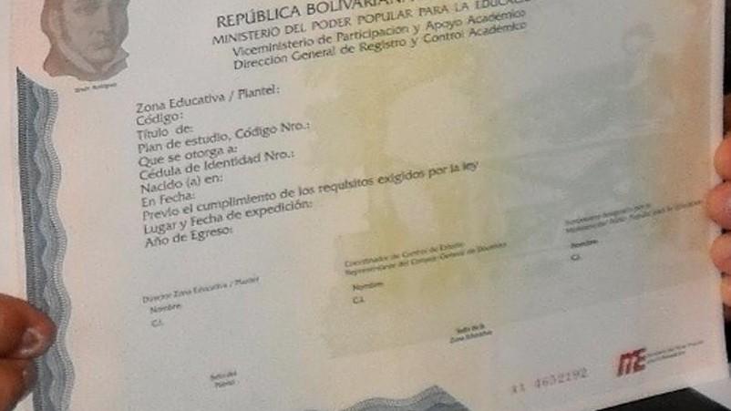 http://fronteradigital.com.ve/Del 24 al 28 de agosto se entregarán  títulos a bachilleres del municipio Rangel
