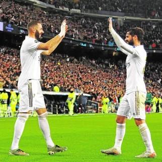 Diario Frontera, Frontera Digital,  REAL MADRID, Deportes, ,El Madrid de Zidane,  a por otra noche grande de Champions