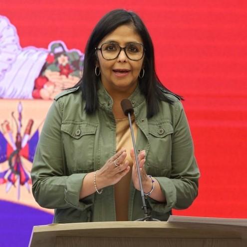 Diario Frontera, Frontera Digital,  COVID-19, Nacionales, ,Delcy Rodríguez reportó 795 nuevos casos y siete fallecidos por Covid-19