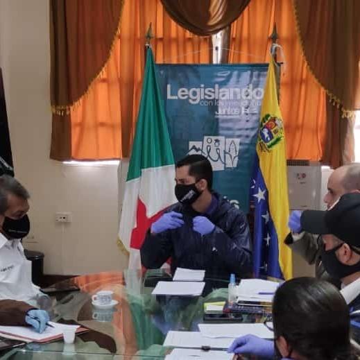 Diario Frontera, Frontera Digital,  INTERPELADO RAMÓN GUEVARA, CLEBM, Politica, ,CLEBM interpeló a Gobernador del estado por gestión de la pandemia