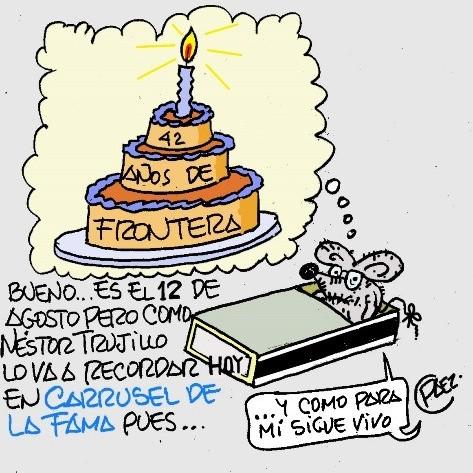 """Diario Frontera, Frontera Digital,  DIARIO FRONTERA, Regionales, ,FELICITACIONES AL  DIARIO """"FRONTERA"""" EN  AUSENCIA"""