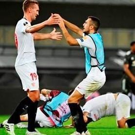 Diario Frontera, Frontera Digital,  SEVILLA, Deportes, ,Sevilla se instala con justicia en la final de la Europa League