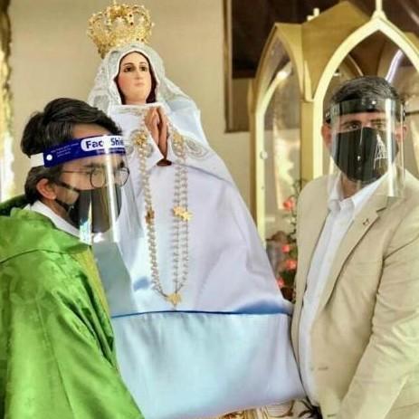 Diario Frontera, Frontera Digital,  VIRGEN DEL VALLE, Nacionales, ,En Lechería a puertas cerradas  bajaron la imagen de la Virgen Del Valle