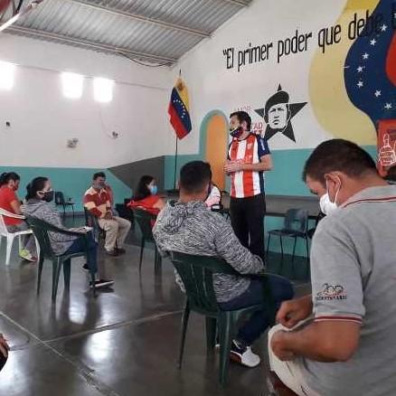 Diario Frontera, Frontera Digital,  SISTEMA NACIONAL DE MISIONES, Politica, ,Jehyson Guzmán incorporado al  reimpulso del Sistema Nacional de Misiones en Mérida