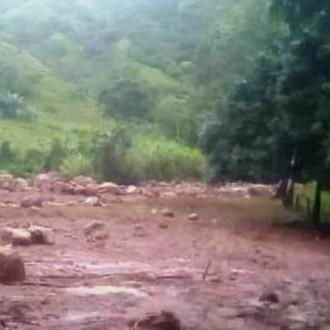 Diario Frontera, Frontera Digital,  ARZOBISPO CHACÓN, Regionales, ,Mérida   14 aldeas agrícolas están incomunicadas a causa de las lluvias