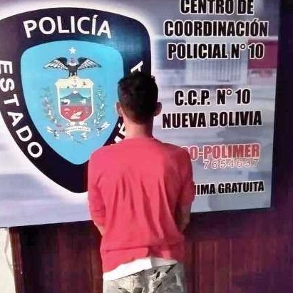 Diario Frontera, Frontera Digital,  MALTRATO INFANTIL, Sucesos, ,CIUDADANO DETENIDO POR MALTRATO INFANTIL  EN NUEVA BOLIVIA