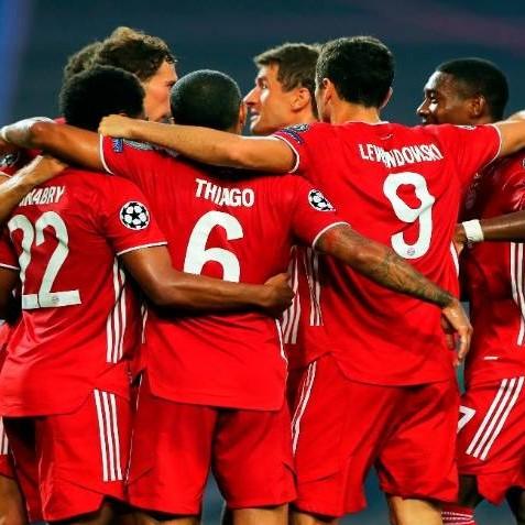 Diario Frontera, Frontera Digital,  Bayern Múnich, Deportes, ,El Bayern inscribió su nombre en la final de la Champions League
